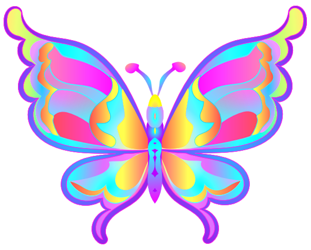 Animated images of butterfly - photo#3