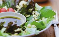 Salada Verde com Lentilhas Germinadas