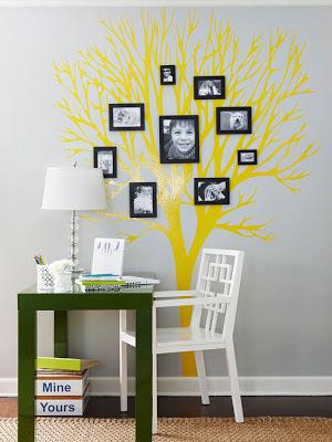 Генеалогическое дерево жизни своими руками