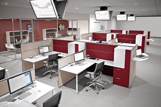 Ufficio Open Space Arredamento : Mobili per ufficio scrivanie tavoli sedie e poltrone