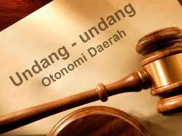 Landasan Hukum Otonomi Daerah