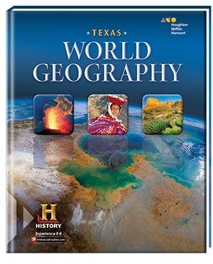 Texas World Geography