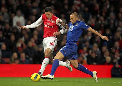 Arsenal 1 - 0 Everton (2)