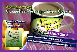 COMUNITA' E PARTECIPAZIONE
