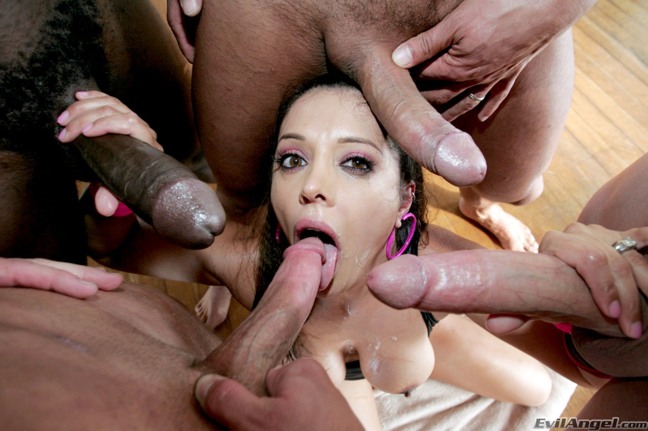 Amateur allure group sex full video
