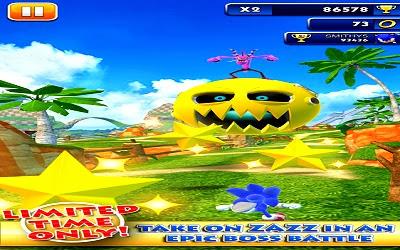 Sonic Dash - Download Free Game Free - GameTop.com