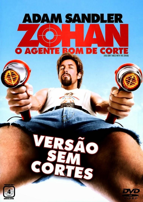 Zohan: O Agente Bom de Corte – Dublado (2008)