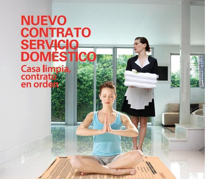 Minerva Contrato De Servicio Domestico