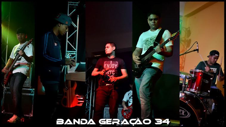 Banda Geração 34