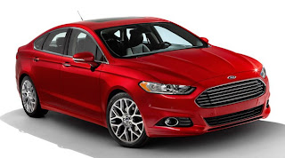 2013 New Ford Fusion