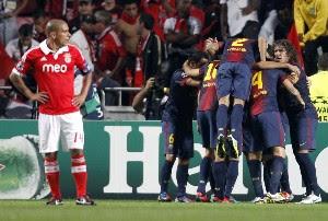 El Barcelona de la Champions también sigue invicto