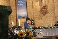 Profesión Religiosa de Lidia Troya, 10 de febrero de 2013