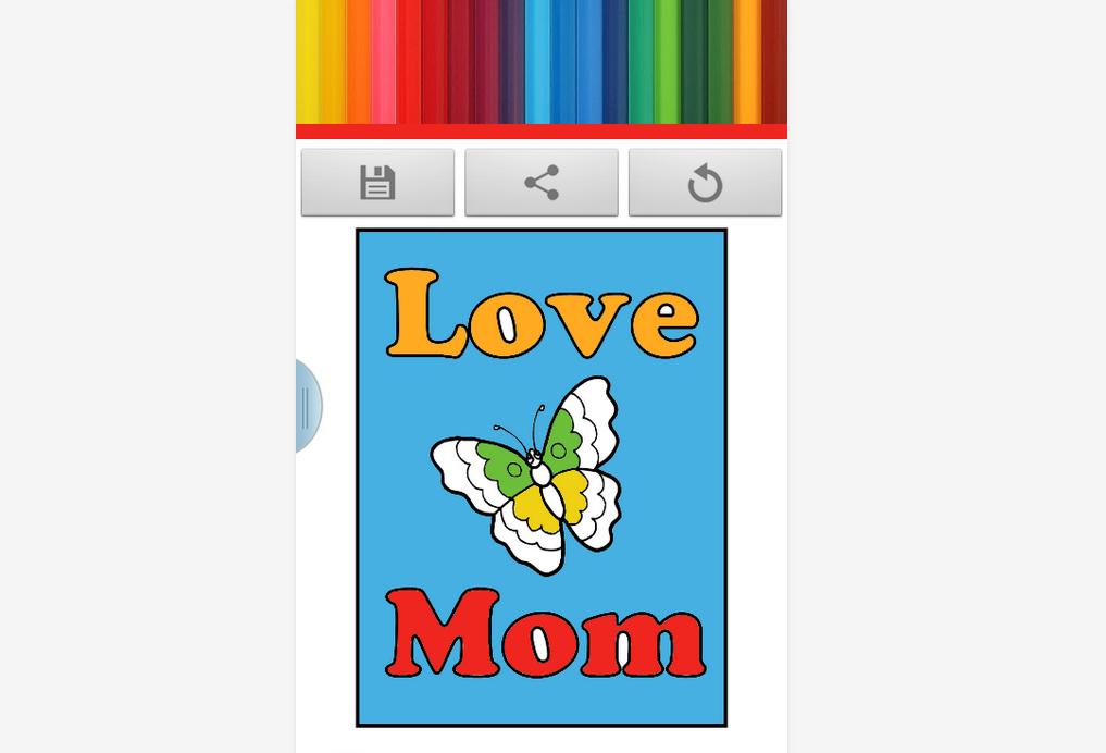 Dibujos para colorear en Android