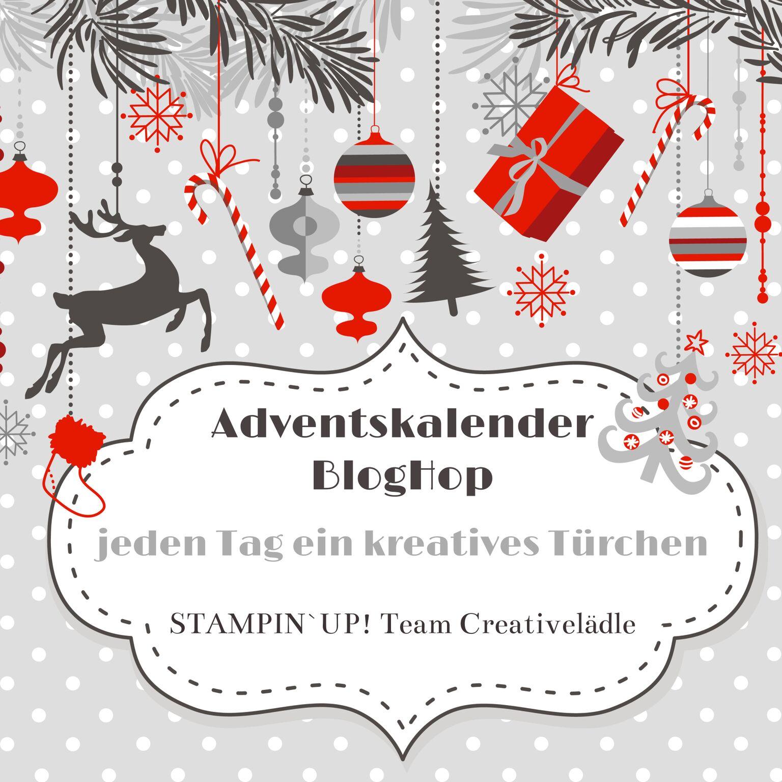 Adventskalender Blog HOP