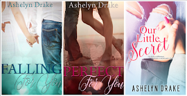 My Ashelyn Drake YA Titles