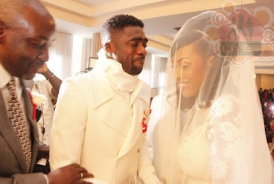 kolo toure wedding 2