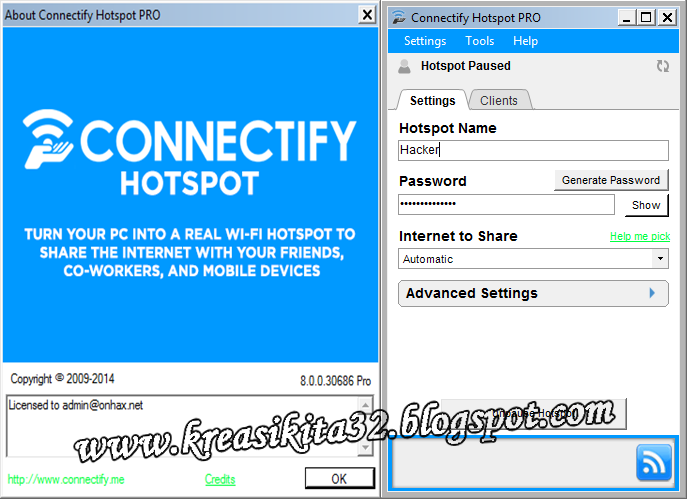 connectify  for windows 7 32 bit with crack