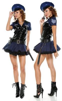 Fotos de Fantasias de Policial para mulheres