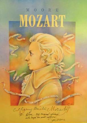 Priceless Poster...Moore Mozart