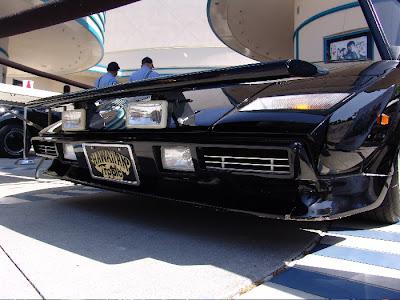 The Petrol Stop Cannonball Run Lamborghini Countach