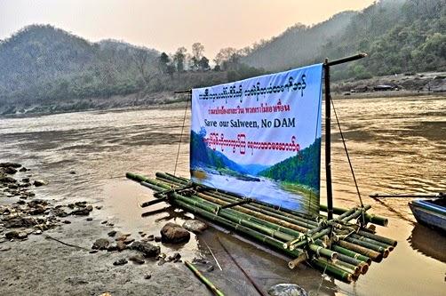 Salween Myanmar