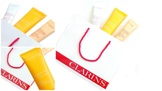 House Of Fraser Clarins GWP