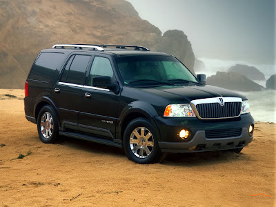 Lincoln Navigator wallpaper