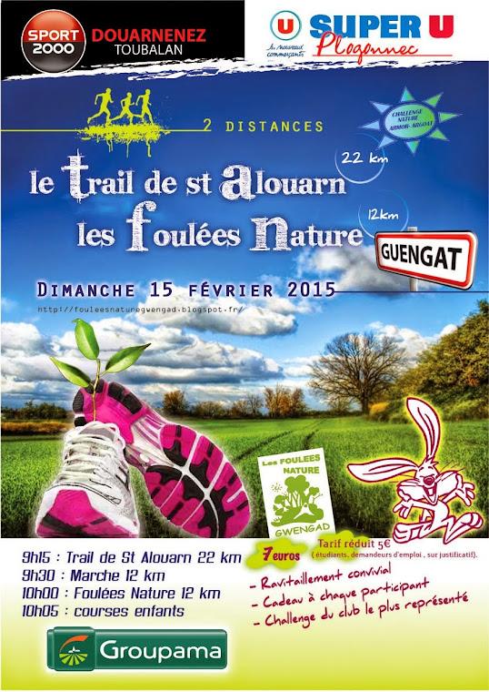 Trail de Saint Alouarn 2015