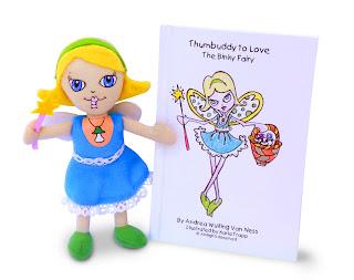 The Binky Fairy ThumBuddy