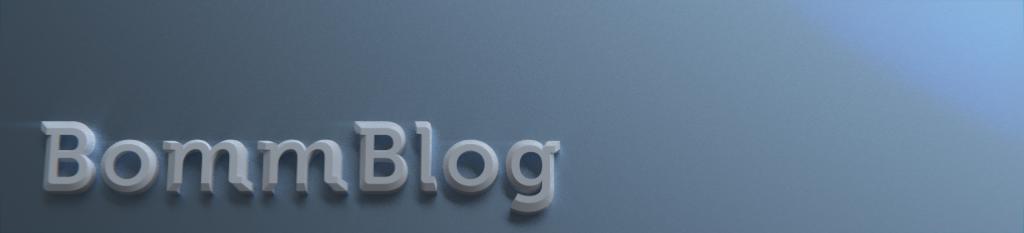 BommBlog - Die kreative Seite des Bomm