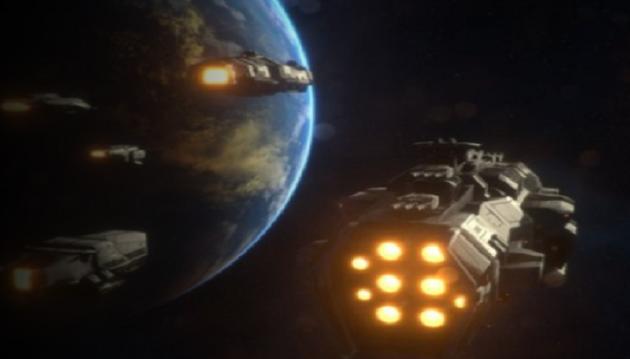 Υπάρχει τεράστιος εξωγήινος στόλος πίσω από τη Σελήνη