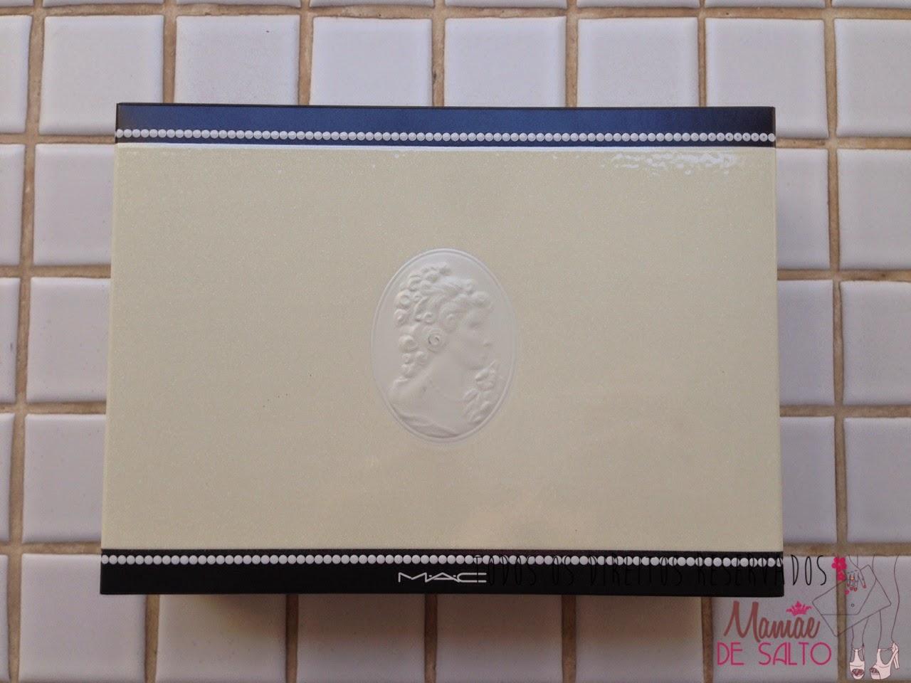 Coleção MAC Heirloom Mix keepsakes eye bag