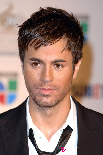 Fashion Of Hair Enrique Iglesias Short Hair Styles 2011