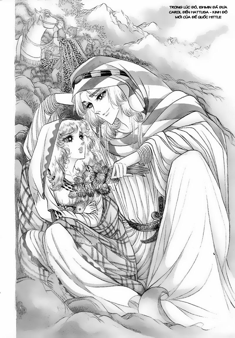 Nữ Hoàng Ai Cập-Ouke no Monshou chap 50 Trang 27 - Mangak.info