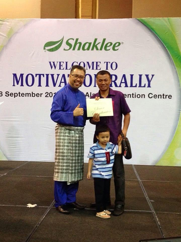 Kejayaan dalam Shaklee