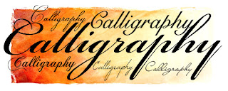 calligraphy font download