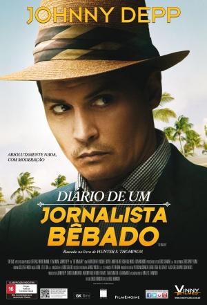 Diario.de.um.Jornalista.Bebado Diário de um Jornalista Bêbado   Dublado BDRip AVI + RMVB