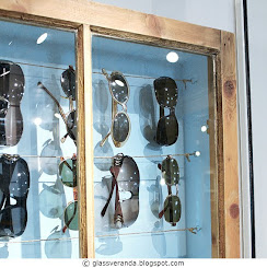 DIY: Solbrilleskap - Sunglasses cabinet