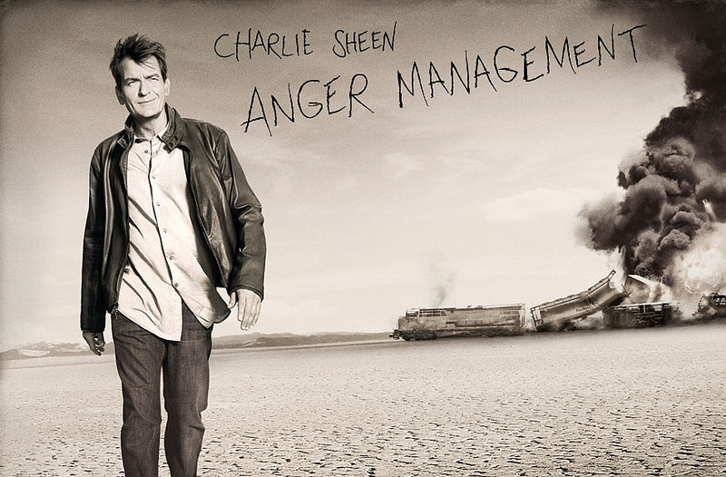 Poster 7483085630 978c90a9e6 c Baixar   Anger Management S02E44 Legendado Torrent RMVB Online