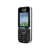 nokia-c2-01-black-front-standing-right