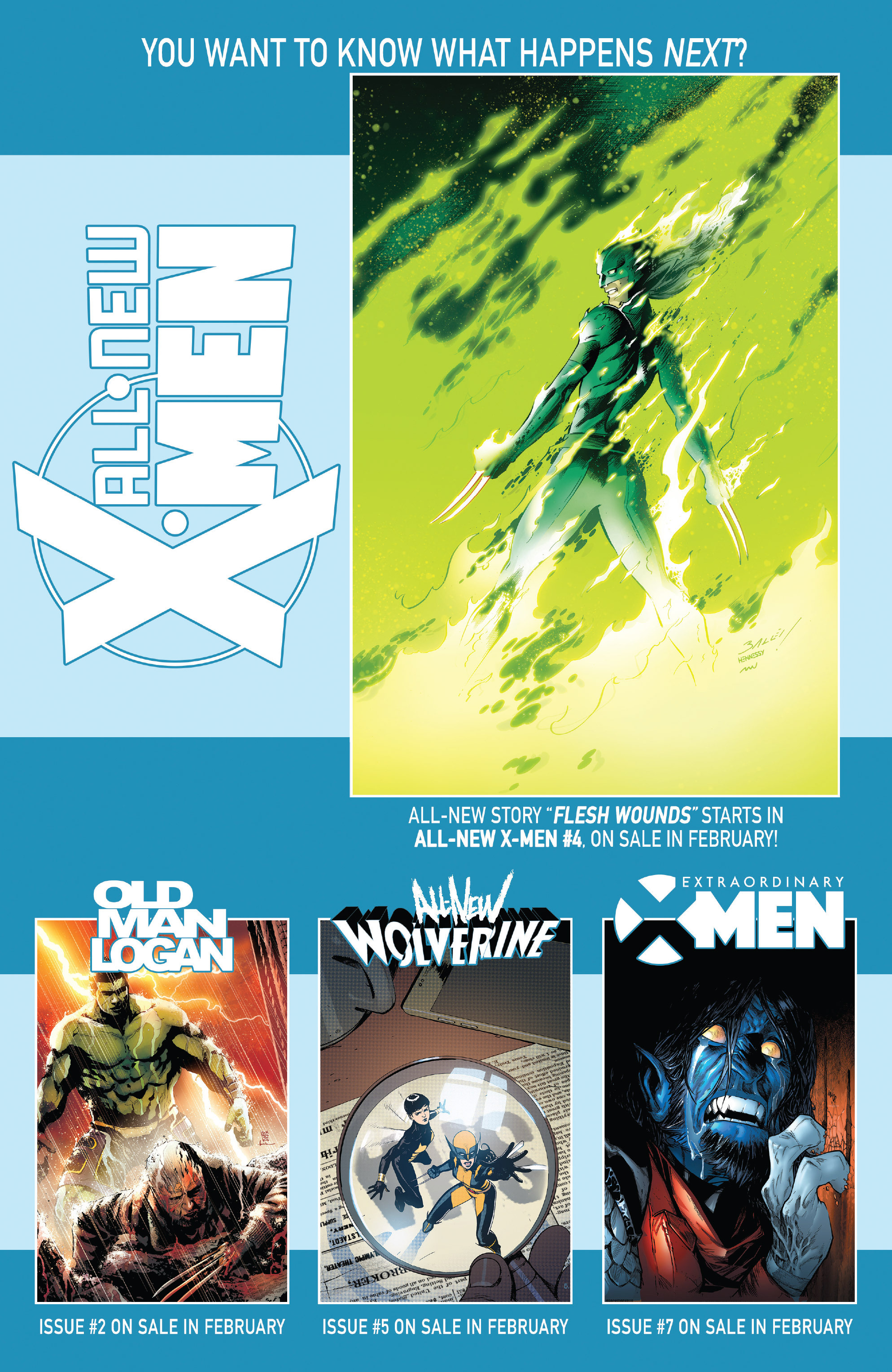 All-New X-Men (2016) Issue #3 #5 - English 23