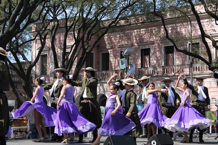 Argentinsk folkedans