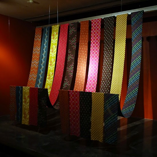 Reinterpretation of Traditional Textile Art by Indian Designers | Fracture exhibition - Bhikari Moharana