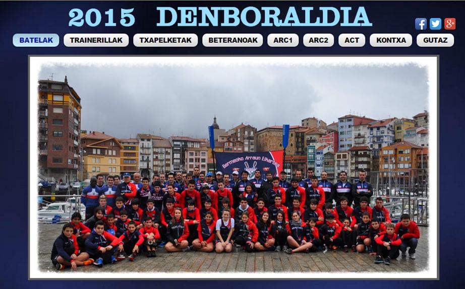 2015 DENBORALDIA