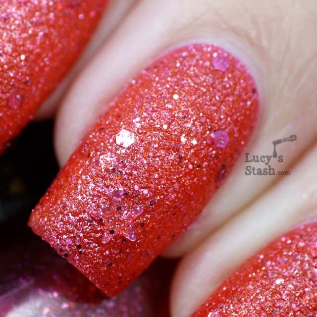 Lucy's Stash - OPI Liquid Sand The Impossible