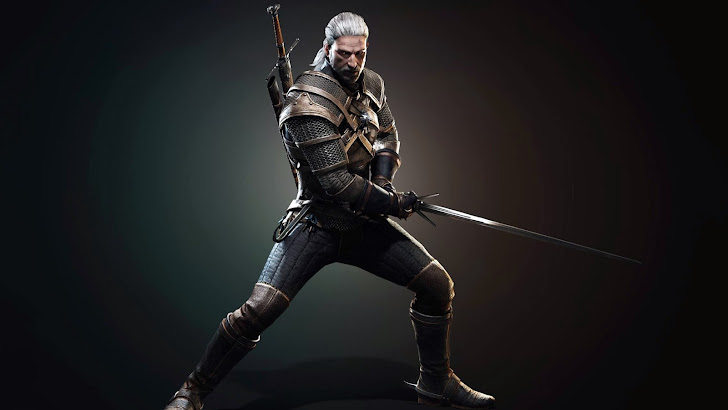 the witcher 3 wild hunt game geralt. hd