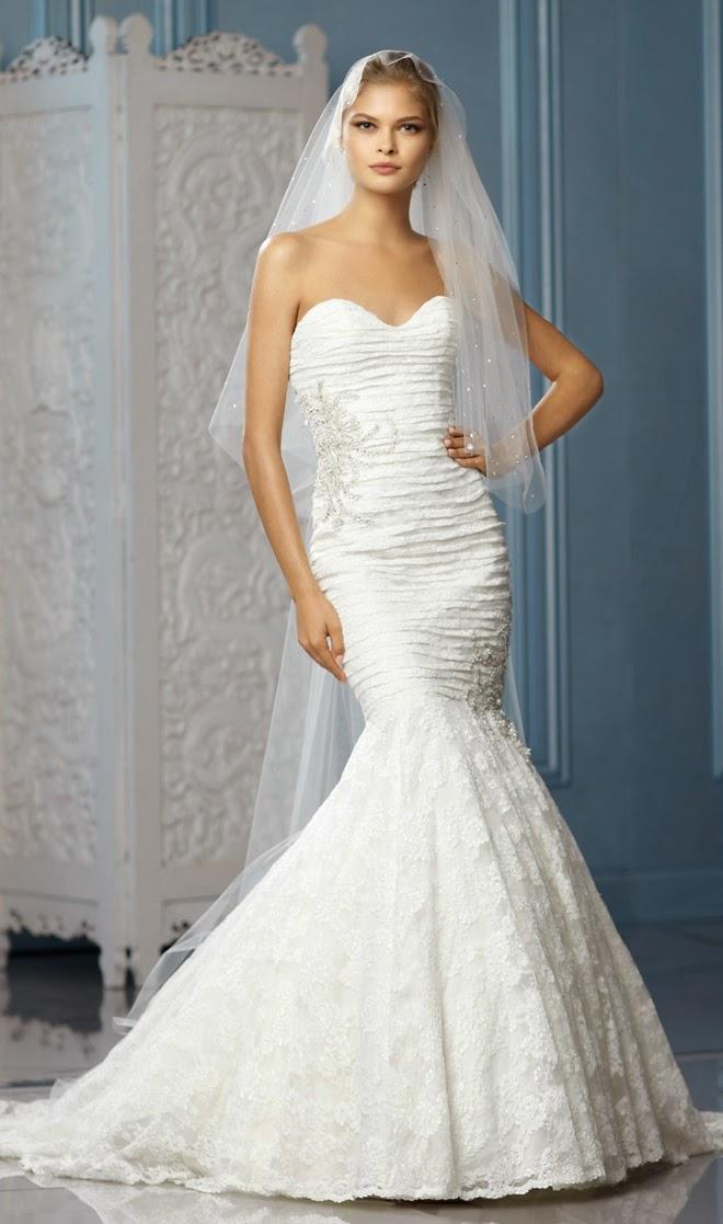 Maravillosos vestidos de novia