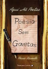 POESIA SEM GAVETAS - Poesia Reunida - da Pastelaria Studio