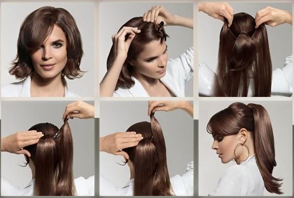 Más de 1000 ideas sobre Peinados Con Extensiones en Pinterest