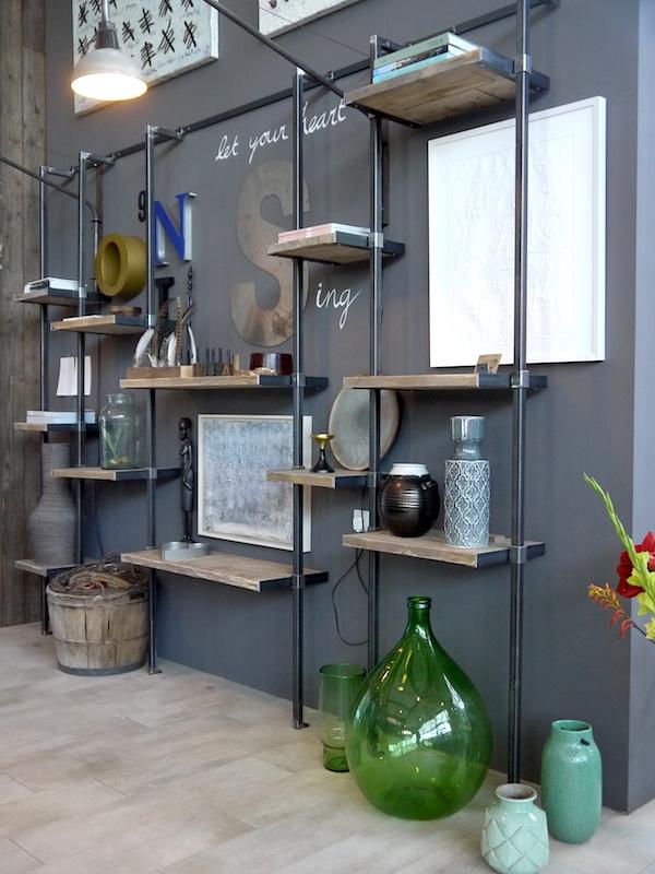 Industrial Style Len vosgesparis vt wonen home vtwonen design beurs 2015